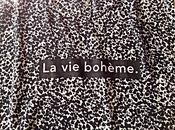 bohème. Animal print top+ruffled skirt
