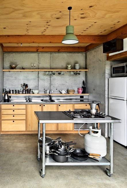 Me gustan las cocinas de madera clara paperblog - Cocinas madera clara ...