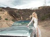 Hollywood glamour: Inbal Dror 2014 collection