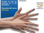 Curso lengua signos nivel Ciudad Real