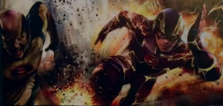 Primer Vistazo Del Professor Zoom En The Flash