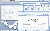 """""""Transforma tu Linux con el diseño de Google Chrome"""""""