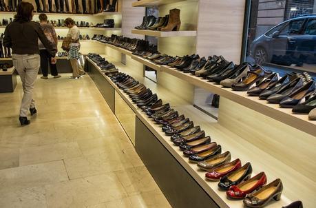 Visitando la nueva tienda de Estellés. Paperblog