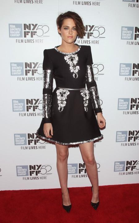 Kristen Stewart, de Chanel Couture