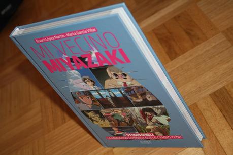 'Mi vecino Miyazaki', el libro sobre Studio Ghibli, ya a la venta