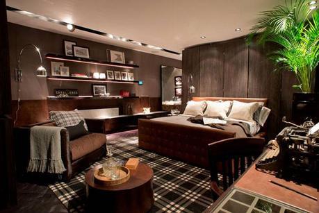 Dormitorios para hombres solteros paperblog for Habitacion de hombres decoracion
