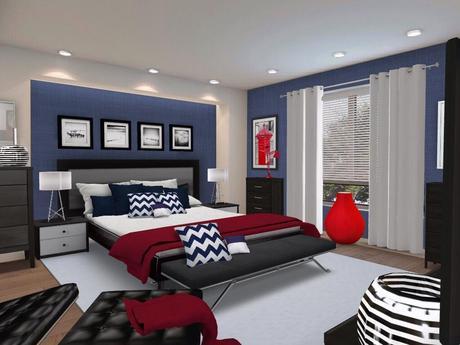 Dormitorios para hombres solteros paperblog for Decoracion de cuartos para hombres