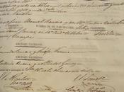 Registro Civil 1841-1870, años provisionalidad