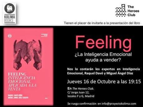Entrevista a Miguel Ángel Díaz (76), autor de «Feeling: Inteligencia emocional aplicada a la venta»