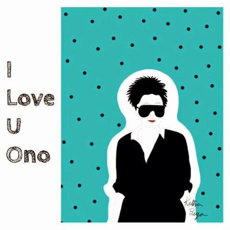 I Love you Yoko Ono