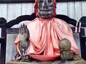 Pindola: estatua milagros Nara