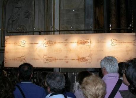 sábana Santa o lienzo de Turín 8 la visión real del mundo