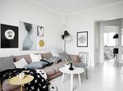 Deco inspiration: duplex apartament kungsladugardsgatan