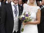 David María casado Lola Escobedo