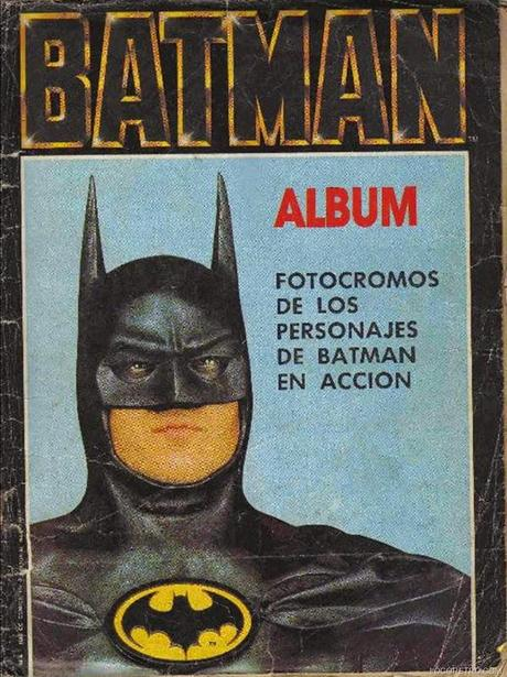 album batman 1990