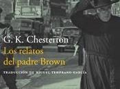 relatos padre Brown, Chesterton