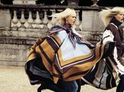 STREET STYLE INSPIRATION; CAPES PONCHOS.-