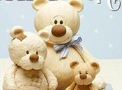 Baby Cakes: Tartas adorables para bautizos, cumpleaños baby showers