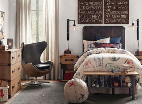 Recopilando las mejores ideas para dormitorios juveniles - Decoracion dormitorio juvenil chico ...