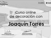 Sorteo curso decoración JoaquÍn Torres