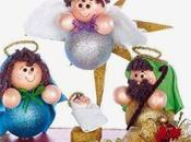 Nacimiento navideño esferas goma