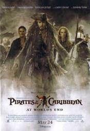 Piratas Caribe: Volcando barco