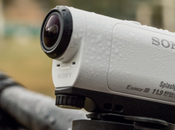 Nueva mini cámara acción Sony Action Mini