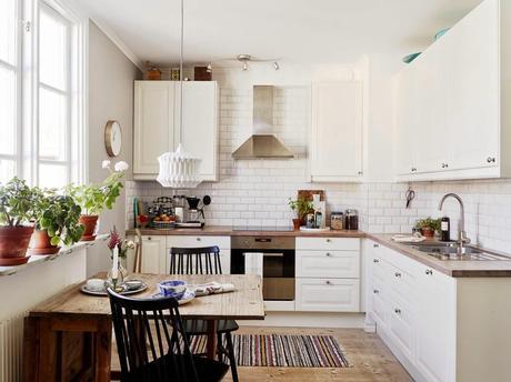 ideas deco cocinas integradas en el sal n comedor paperblog