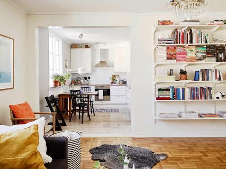 Ideas deco cocinas integradas en el sal n comedor paperblog for Cocinas integradas en el salon