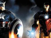 Iron Aparecerá Capitán America para Civil