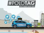 Volkswagen crea juego persecución mezclando Twitter mundo real #PolotTag