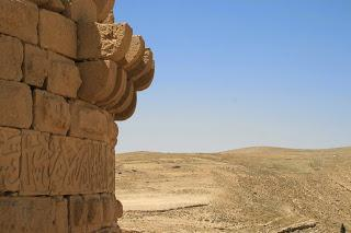 Castillo Al Shoubak, Jordania, El mundo en tándem, round the world, mundoporlibre.com