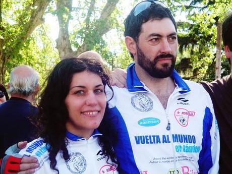Karina y Andrés El mundo en tándem, round the world, mundoporlibre.com