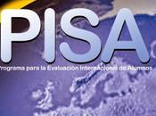 Evaluación rendimiento académico (informe pisa)