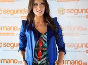 Pilar Rubio, primera embajadora Segundamano.es