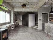 Casa Hormigon Rustico Japón