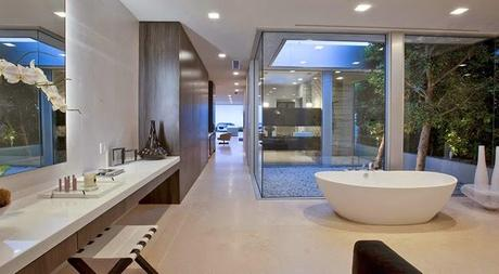 Villa de Vanguardia en Beverly Hills  /  Contemporary Villa in Beverly Hills