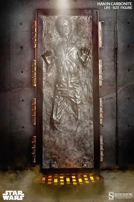 Réplica de Han Solo Carbonite   Star Wars El Imperio Contraataca