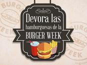 Burger Week solidaria Barcelona Madrid