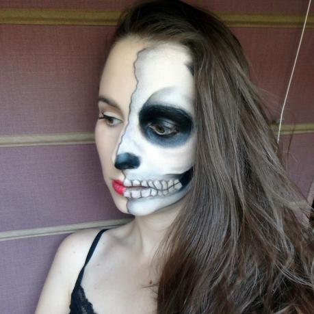 Juegos de pintar caras para halloween imagui for Caras pintadas para halloween
