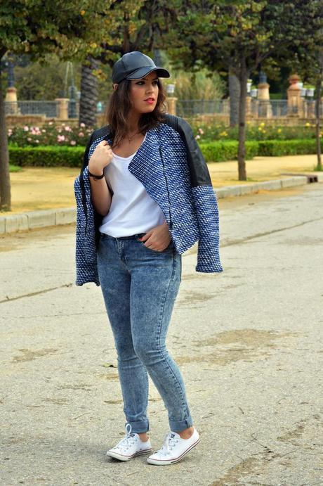 Outfit | Blue day
