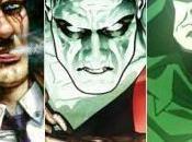 Zatanna Otros Personajes Cómic Swamp Thing Aparecerán Constantine