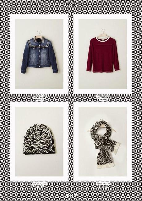 Isabel Marant para H&M. Colección adolescentes.