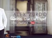 """Alex Zurdo presenta vídeo """"MÁS PAPEL"""""""