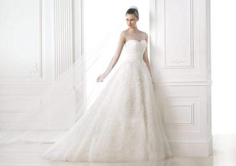 vestidos de la semana en boda 2.0: pronovias - paperblog