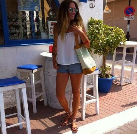 oUTFITS sEPTIEMBRE 2014
