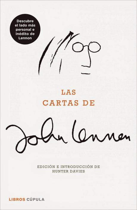 """LIBRO: """"LAS CARTAS DE JOHN LENNON"""""""