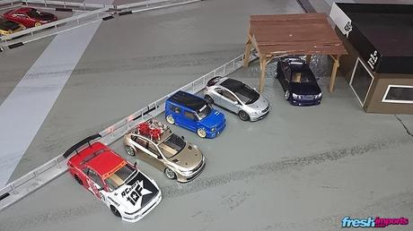 Rc-drift Chika Japan 4