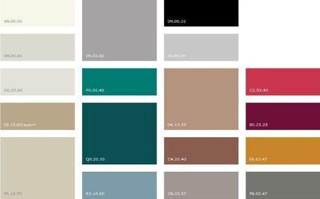 Tendencias del color pintura bruguer en la cocina paperblog - Paleta colores bruguer ...