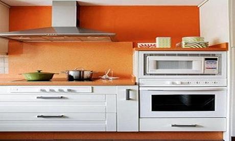 Colores recomendados para tu cocina paperblog for Colores para pintar una cocina comedor